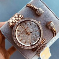 Used Michael Kors watch with bangle in Dubai, UAE