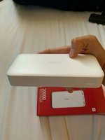 Used Redmi 20000 mah power bank white in Dubai, UAE