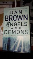 Used Dan Brown Angel & Demons in Dubai, UAE