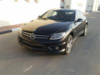 Used Mercedes Cl 2008full Option in Dubai, UAE