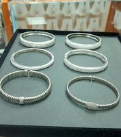 Used silver banglesss in Dubai, UAE