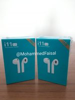 Used Buy1 Get1 Free i11 Airpods brand new in Dubai, UAE