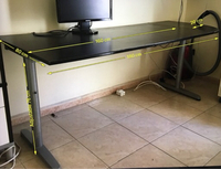IKEA Office Desk /dark brown