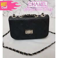 Used Chanel Inspired Cross Body Bag in Dubai, UAE