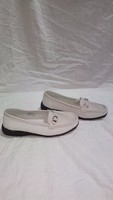 Used Casual leather shoes size 37 new in Dubai, UAE