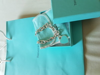 Used Tiffany & Co. Heart tag bracelet in Dubai, UAE