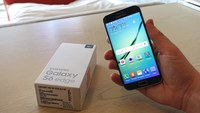 Used Samsung Galaxy S6 Edge in Dubai, UAE