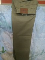 Used Pant-Lacoste-brown-W34/L34 in Dubai, UAE