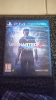 Used Uncharted 4 a thiefs end ps4 in Dubai, UAE