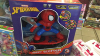 spider man with remote control