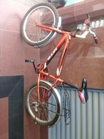 Used Children bike 20 size in Dubai, UAE