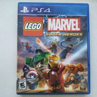 Used Lego Marvel Super Heroes for PS4 - used in Dubai, UAE