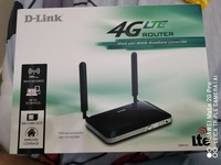 Used Dlink DWR-921 4G LTE Router in Dubai, UAE