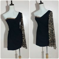 Black tiger offshoulder for LADIES