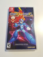 Used MEGAMANX COLLECTION🎮 SWITCH LIK NEW💎 in Dubai, UAE