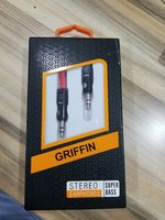 Used Griffin stereo earphones super bass in Dubai, UAE