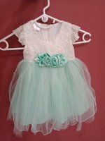 Used Baby party frock in Dubai, UAE