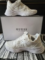 Used Guess Flaus chunky sneaker for women in Dubai, UAE