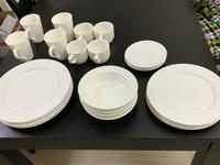 Used crockery set in Dubai, UAE