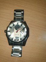 Used Solid Silver Mens Watch in Dubai, UAE