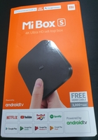 Used Xiaomi Mi Box S (Global Version) in Dubai, UAE