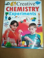 Used Chemistry experiment book in Dubai, UAE
