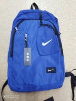 Used Blue bagpack1 nike in Dubai, UAE