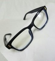 Used Blue ray protective e glass black 1piece in Dubai, UAE