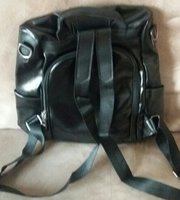Used Leather Backpack in Dubai, UAE