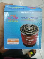 Used T-89 Bluetooth Speaker FM SD MP3 New in Dubai, UAE