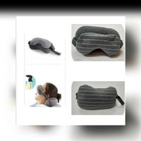 Used Comfy travel pillow with attached eyemsk in Dubai, UAE