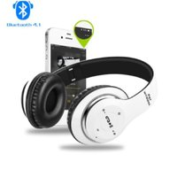 Used New bluetooth p47 white headphones in Dubai, UAE