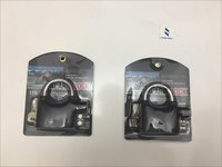 Used 2 pcs alarm pad lock in Dubai, UAE