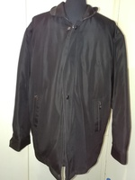 High quality warming Black jacket XXL