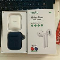 Used Madio airpods 2 with h1 chip + case in Dubai, UAE
