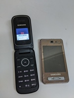Used Samsung mobile 2 pcs * not working* in Dubai, UAE