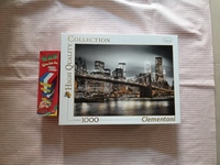 Used 1000 piece puzzle and Jenga in Dubai, UAE