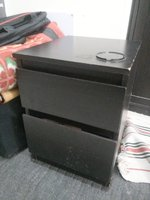 Used Ikea chest of two drawers in Dubai, UAE
