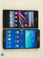 Used i nid samsung note 3 broken and xperia z in Dubai, UAE