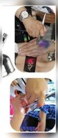 Used Tattoo color spray art airbrush in Dubai, UAE