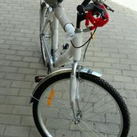 Used Brand New bicycle  Aluminum Fram In Orignal Packing With Lock Water Battle And Bell For Sale in Dubai, UAE