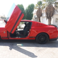 Used Ford Mustang SPECIAL EDITION Lamborghini doors  in Dubai, UAE