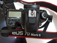 Used Canon 7d mark ii 2 dslr camera in Dubai, UAE