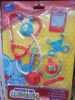 Kids Doctor tool toys