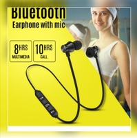 Used Sport Magnatic bluetooth headset in Dubai, UAE