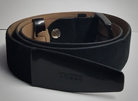 Used Genuine Mens Leather Belt by Tween in Dubai, UAE