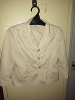 Used 3/4 kind of a COAT. Fits to small size. in Dubai, UAE