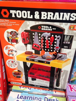 Tools and Brains Kit for Kids