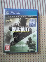 Used CALL OF DUTY INFNITE WARFARE PS4 GAME in Dubai, UAE