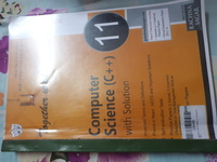 Used Computer science grade 11 CBSE BOOK in Dubai, UAE